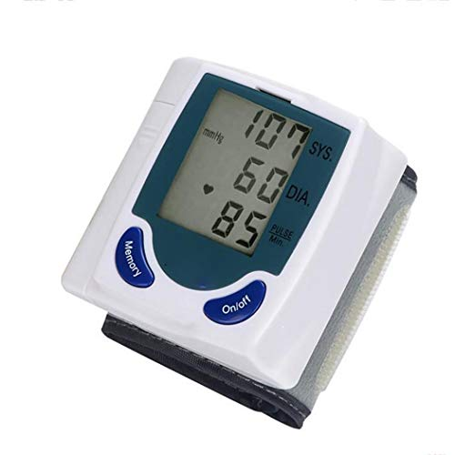 Kiloid Wrist Digital Blood Pressure Monitor Tonometer Health Care Blood Pressure Monitors