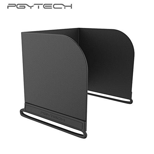 PGYTECH PU裏地 送信機スクリーンサンフード 日除けフード スマホ/タブレット用スクリーンサンシェード モニターサンシェード 折り畳み式 軽量 DJI Mavic Pro/Inspire1 Pro/Phantom3/4/M600/OSMOなど対応 13サイズ選択可能 モニターサンフード ドローンリモコン用