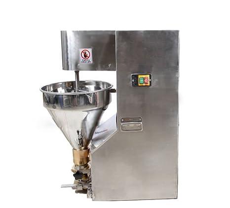 Formando máquina comercial albóndigas carne de vacuno de carne de cerdo pescado bolas Panificadora 220 V: Amazon.es: Bricolaje y herramientas