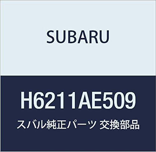 SUBARU (スバル) 純正部品 コンビネーシヨン ステレオ エムデイプレーヤ レガシィB4 4Dセダン レガシィ 5ドアワゴン 品番H6211AE509 B01NCFBAFU