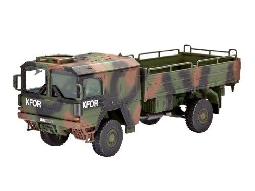 Revell Germany LKW 5T 4x4 Truck Plastic Model Kit (1/72 Scale)