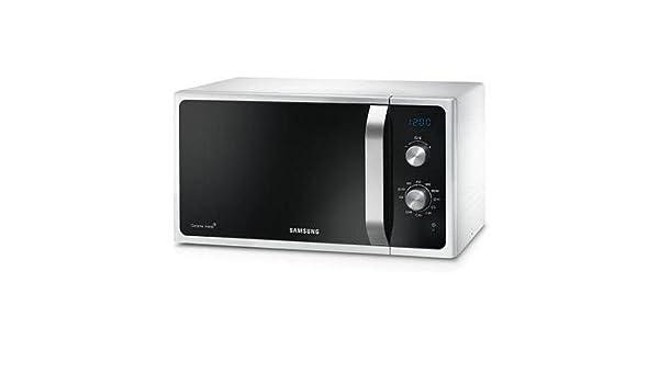 Samsung mg23 F301ecw Horno Microondas con grill Capacidad 23 ...