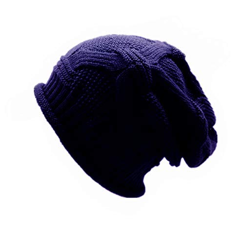 Dvfgsxxht Lana Cyan Inverno Maniche Autunno E A colore Berretto Nero Cappellino Invernale Di Caldo Per Maglia ZWH7Zrwq