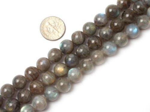 Labradorite Beads Labradorite Gemstone Labradorite Necklace Beads Gemstone Size 11 to 15 mm 15 Inch Strand