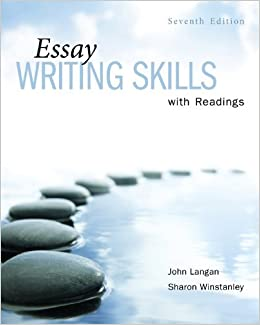 essay writing skills readings john langan sharon winstanley  essay writing skills readings john langan sharon winstanley 9780070877306 creative writing composition