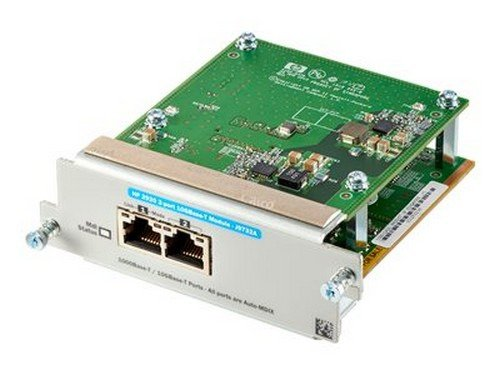 HP Expansion Module Network Hub (J9732A#ABA)