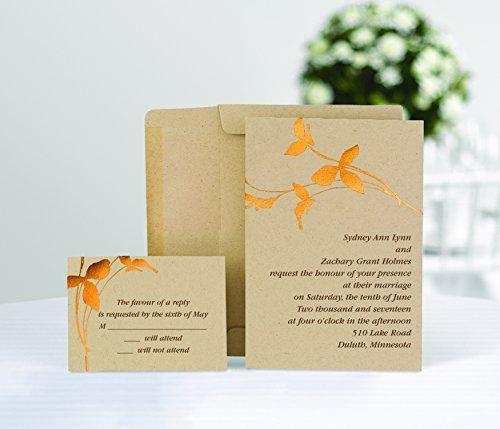 Buy budget wedding invitations