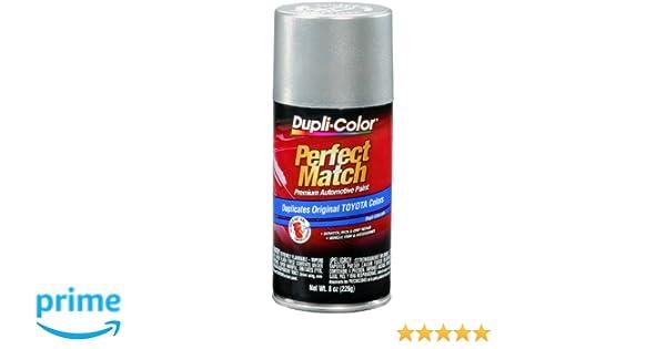 Dupli-Color (EBTY16137-6 PK Silver Metallic Toyota Exact-Match Automotive Paint - 8 oz. Aerosol, (Case of 6)