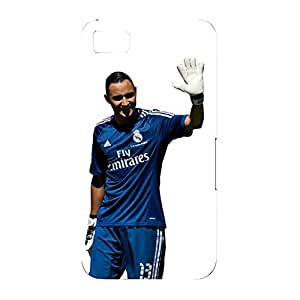 Smiling Goalkeeper Keylor Navas Real Madrid Football Club Phone Case Graceful Durable Cover for Blackberry Z10
