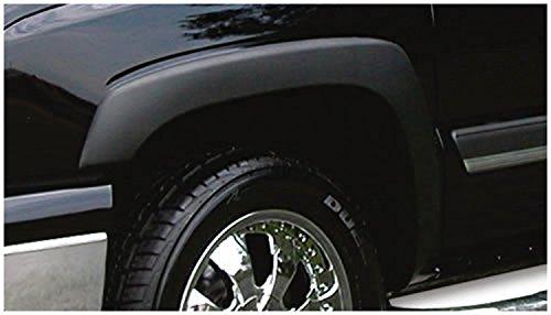 Stampede 8606-2 Black Original Riderz Fender Flare, 4 Piece