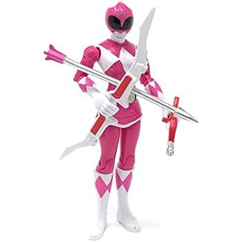 amazon com power ranger mighty morphin pink ranger toys games