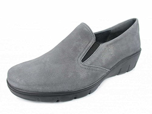 Semler Damen Judith Slipper Anthrazit