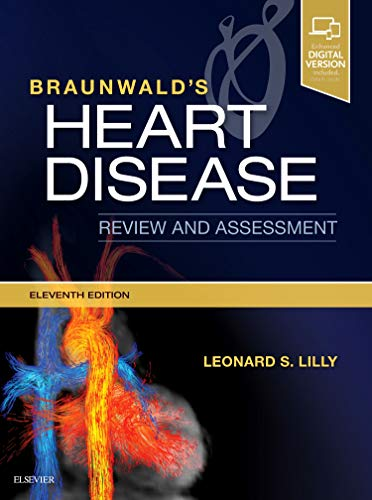Braunwald's Heart Disease Review and Assessment (Companion to Braunwald's Heart Disease) - http://medicalbooks.filipinodoctors.org