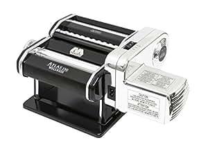 atlas pasta machine with motor set