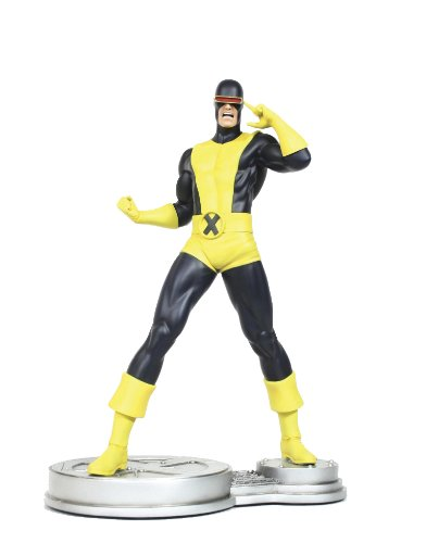Cyclops Uncanny X-men Costume (Bowen Designs Cyclops Painted Statue (Retro Version))