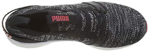 Risk high Nero Black Nrgy puma Red Knit Uomo Scarpe Neko Running Puma Engineer WnPx0zqwvv