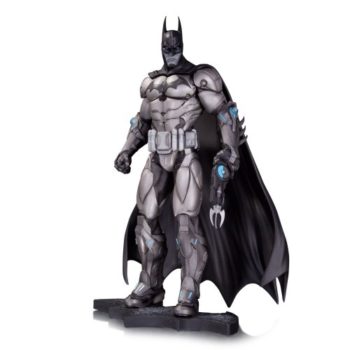 [DC Collectibles Batman Arkham Asylum Armored Batman Statue] (Batman Arkham Knight Catwoman Costume)
