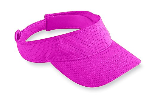 Augusta Sportswear Kids' Athletic MESH Visor OS Power (Athletic Mesh Visor)