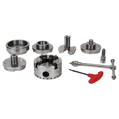 PSI Woodworking CSCBARR5 Barracuda5 Quick Change Jaw Chuck System