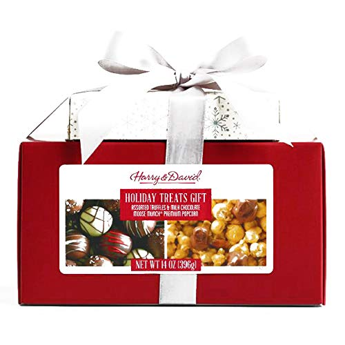 Harry And David Tower - Harry & David Sweet Treats Tower Duo Box 14 oz each (1 Item Per Order, not per case)