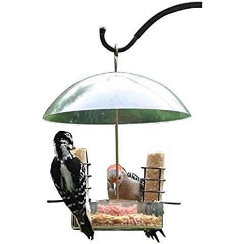 Birds Choice Supper Dome Mealworm/Seed Feeder ..#G4E435T1 34452-3T530723 - Birds Choice Supper Dome