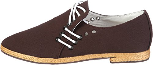 Nat-2 n2SOPHbroW Halbschuhe brown side brown side