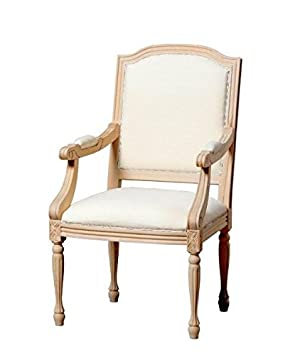 ojemar international Sillon Clasico PRETAPIZADO EN Blanco ...