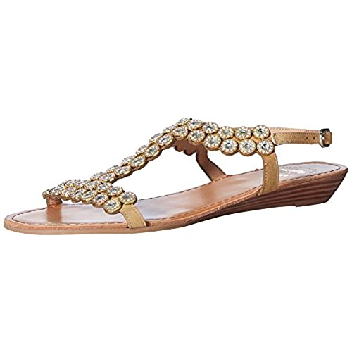 wholesale Yellow Box Women's P-Beaming Sandal hot sale