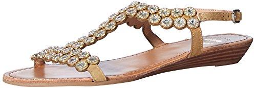 Box Yellow Women's Natural Beaming Sandal P 6cR7qw