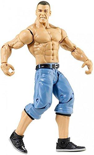 WWE John Cena 2010 Survivor Series Figure - Heritage Series PPV #10 by WWE