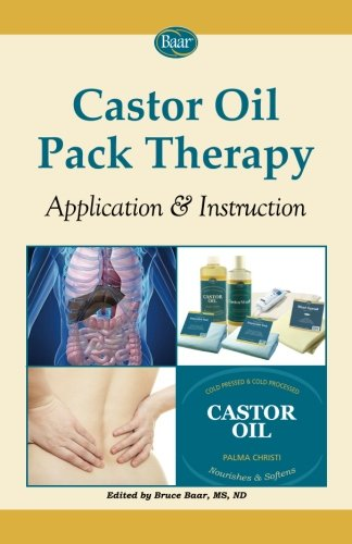 Castor Oil Pack Therapy Application product image