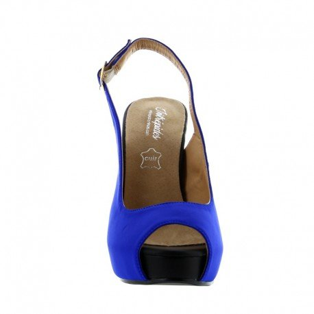 Intrepides Shoes - Mini Lola Blue - 35