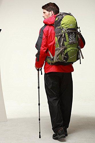 5ee8b7bcdaba Buy TopSky 60L External Frame Backpacks Suspended Air Bearing System ...