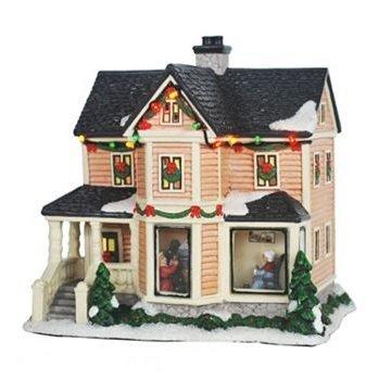 St Nicholas Christmas Village.Amazon Com St Nicholas Square Christmas Village Collection