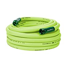 """Legacy HFZG550YW Flexzilla 5/8"""" x 50' Hybrid Garden Hose with 3/4"""" GHT Ends (Drinking Water Safe)"""