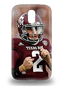 Galaxy Case For Galaxy S4 With Nice NFL Cleveland Browns Johnny Manziel #2 Appearance ( Custom Picture iPhone 6, iPhone 6 PLUS, iPhone 5, iPhone 5S, iPhone 5C, iPhone 4, iPhone 4S,Galaxy S6,Galaxy S5,Galaxy S4,Galaxy S3,Note 3,iPad Mini-Mini 2,iPad Air )