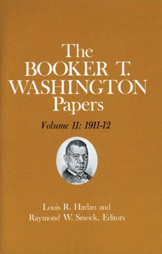 011: Booker T. Washington Papers Volume 11: 1911-12.  Assistant editor, Geraldine - Black 011 Express
