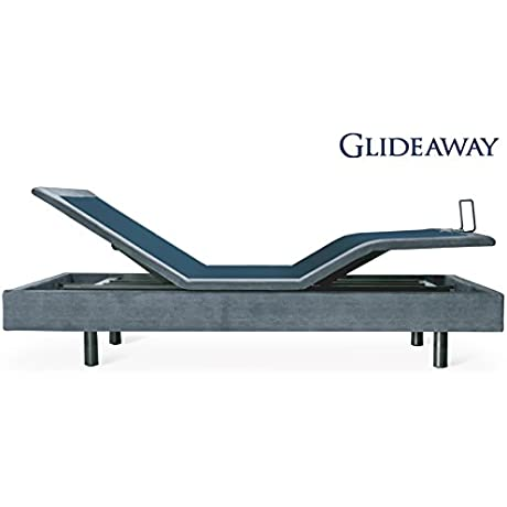 GLIDEAWAY NAVIGATE 2 0 ADJUSTABLE BED FURNITURE STYLE WITH MASSAGE QUEEN