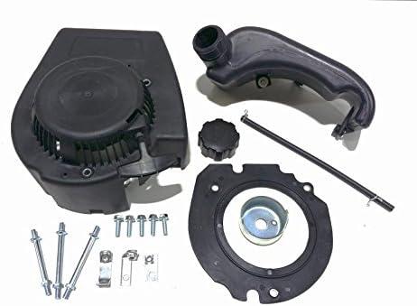 Mountfield SV150 RV150 Genuine Kit de depósito de combustible y de retroceso número de pieza 118550509/0