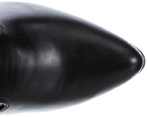 Pleaser SEDUCE-3050 Damen Stiefel Schwarz (Blk str pu)