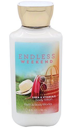 Body Lotion Mandarin Apple (Bath and Body Works Endless Weekend  Body Lotion 8 Ounce)