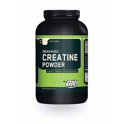 Optimum Nutrition Micronized Creatine Powder 300 g