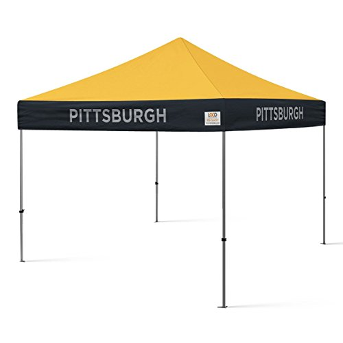 10'x10' Sports Series Pittsburgh Canopy Commercial Instant Tent