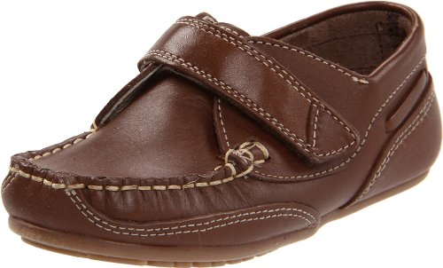 Kid Express Chase,Dark Brown Leather,25 EU (9 M US Toddler) by Kid Express