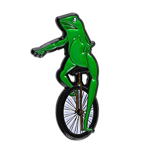 Forge Here Come Dat Boi Lapel Pin