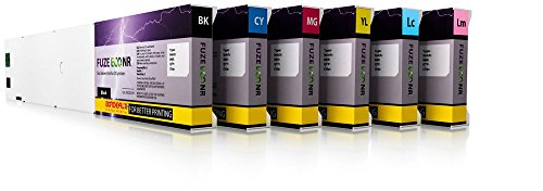 #1 Ranked - Bordeaux Eco Solvent Ink for Roland Versacamm, Soljet, VersaStudio, (Eco-Sol Max) M