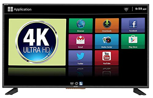 Mitashi 4K UHD LED Smart TV MiDE043v10 4KS