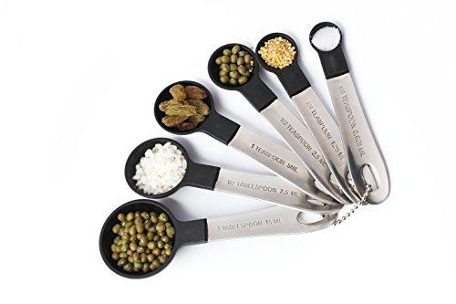 Measuring Spoon Set, Set of 6 (Measuring Spoon Set)
