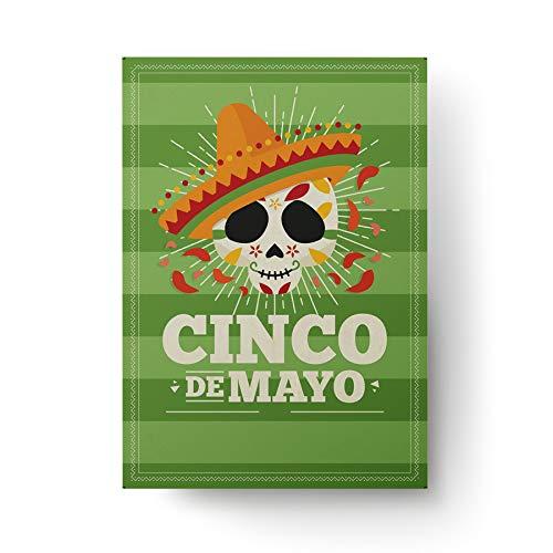 Cinco De Mayo Printables (De Mayo Cinco Fiesta Mexico Poster - Mexican Party Print Printable Art Derby Skull - Los Muertos Funny Quote Spanish Saying Printed)