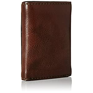 Levi's mensRfid Trifold Wallet – Sleek and Slim Includes Id Window and Credit Card Holder Wallet